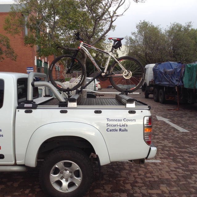 Ford Ranger Canopy >> BICYCLE RACKS