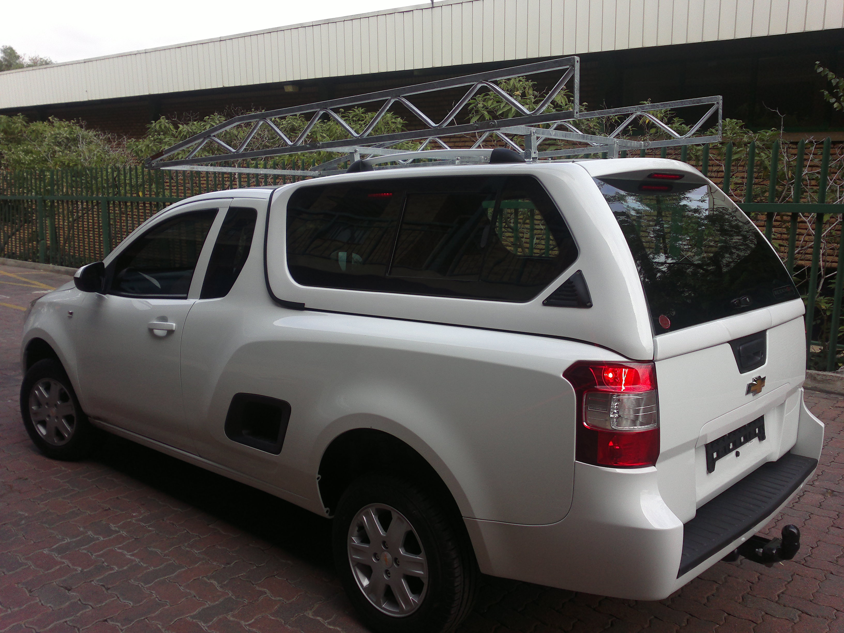 CHEV CANOPY RACK & Canopy Racks | Rails | Roof Racks For Sale