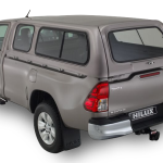 Hilux Single Cab Lowline Canopy
