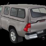 Hilux Single Cab Lowline Canopy