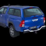 New Hilux Club Cab Exec Canopy