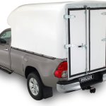 New Hilux Single Cab Nosecone Spacesaver