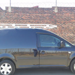 VW Caddy Low Profile Panel Van Roof Rack