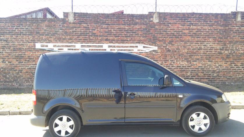VW Caddy Low Profile Panel Van Roof Rack