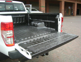 RUBBERISING FOR BAKKIES & Rubberising for Bakkies | Canopies| Tow Bars | Nudge Bars
