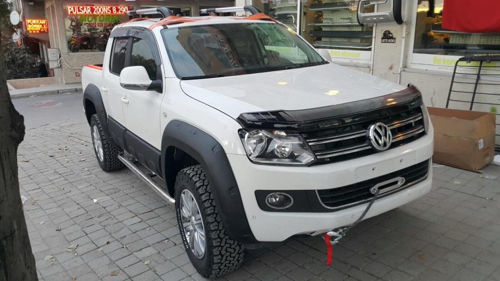BONNET PROTECTOR VW AMAROK ACCESSORIES
