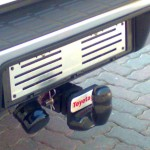 REMOVEABLE TOWBAR