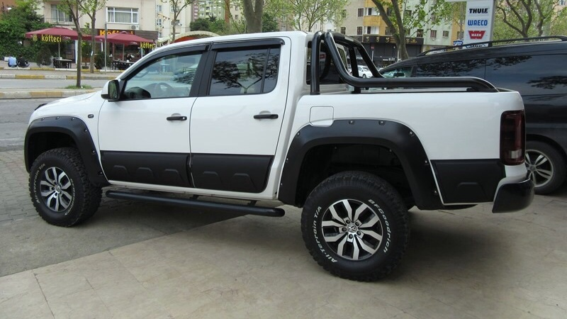 FENDER FLARES VW AMAROK ACCESSORIES