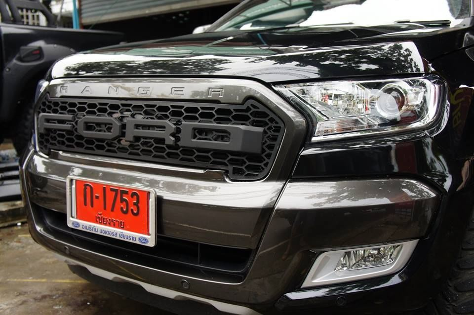 FORD RANGER ACCESSORIES RAPTOR GRILLS
