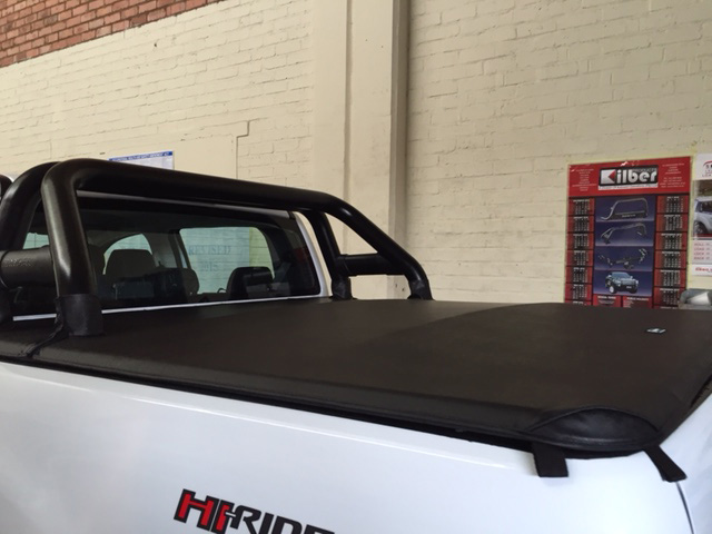 FORD RANGER CLIP ON TONNEAU COVERS