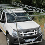 ISUZU SINGLE CAB LWB BAKKIE RACK