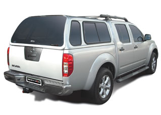 Nissan NP200 NP300 Navara Canopies And Accessories