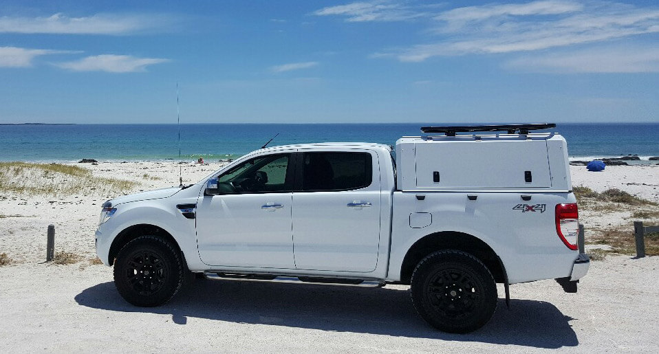 RSI-SMARTCANOPY™-Ford-Ranger-2016-Spec & Ford Ranger Canopies | Best Quality | Fibre Glass | Steel | Aluminium