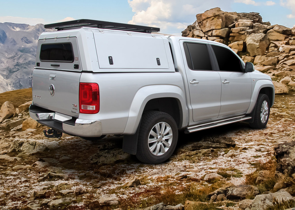 RSI STAINLESS STEEL CANOPY AMAROK