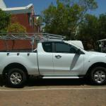 SUPERCAB BAKKIE RACK