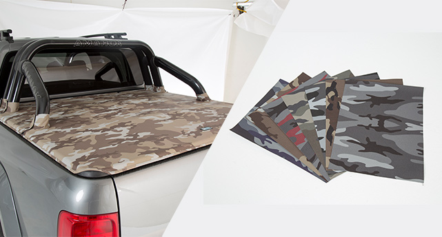 Canvas Covers Camouflage