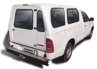 Toyota Hilux Canopies and Accessories  sc 1 st  Midrand Canopies & Toyota Hilux Canopies | Fibre Glass | Steel | Aluminium