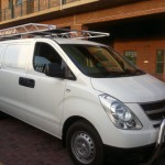 PANEL VAN ROOF RACK FOR SALE