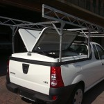 STEEL CANOPIES FOR BAKKIES