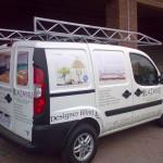 Panel Van roof racks