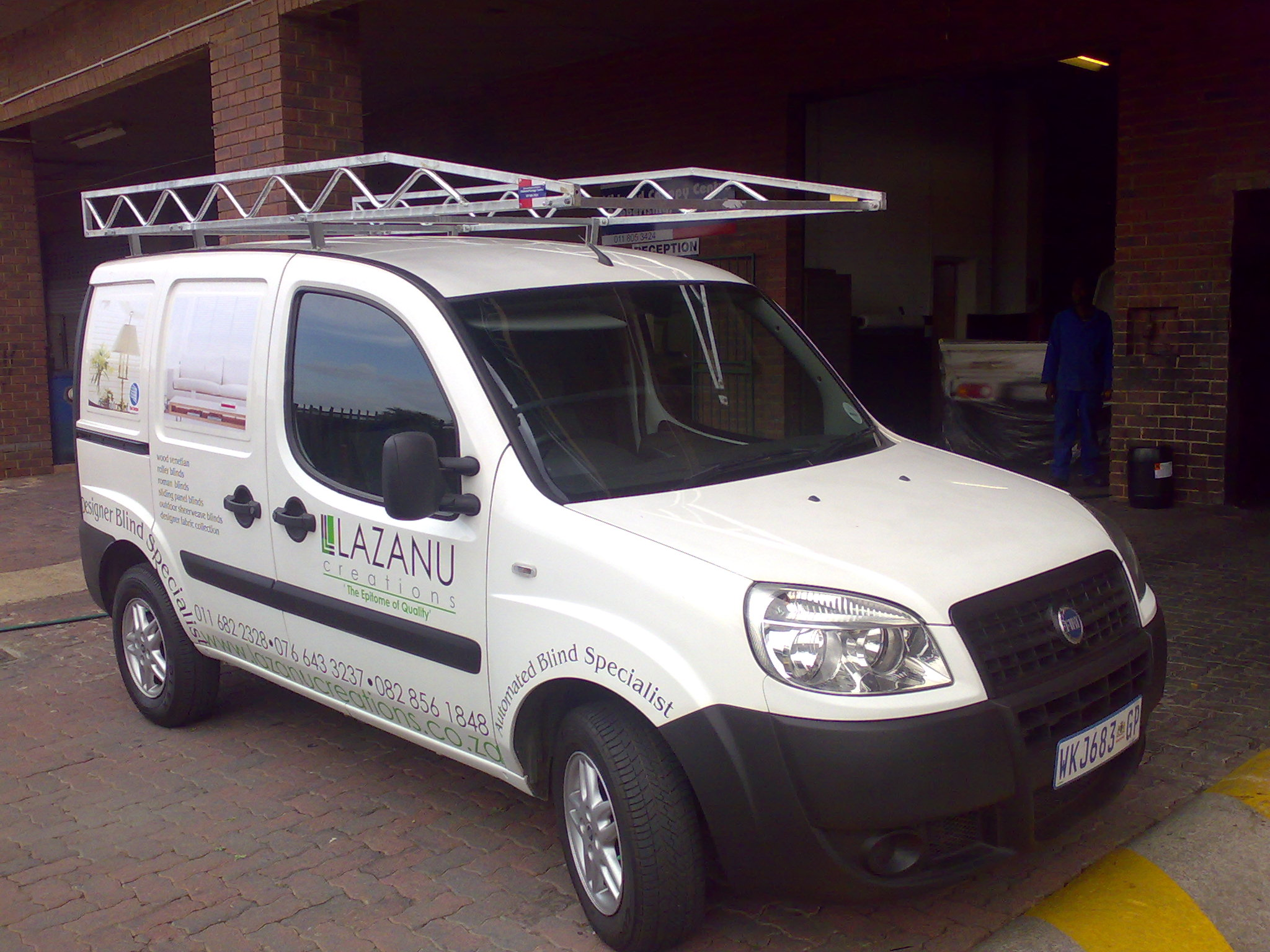 Panel Van Roof Racks | Galvanized Steel |Lifetime Guarntee