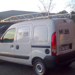 Panel Van roof racks