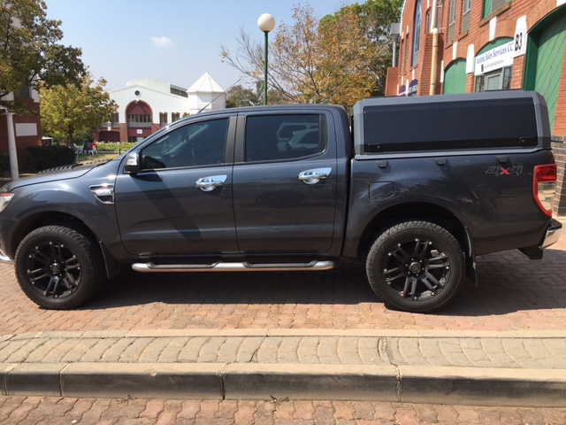 Rhinoman Canopies for Ford Ranger