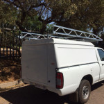 STRONG STEEL CANOPIES WITH ROOF RACK