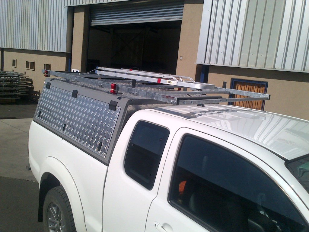 Telkom Roof and Ladder Racks