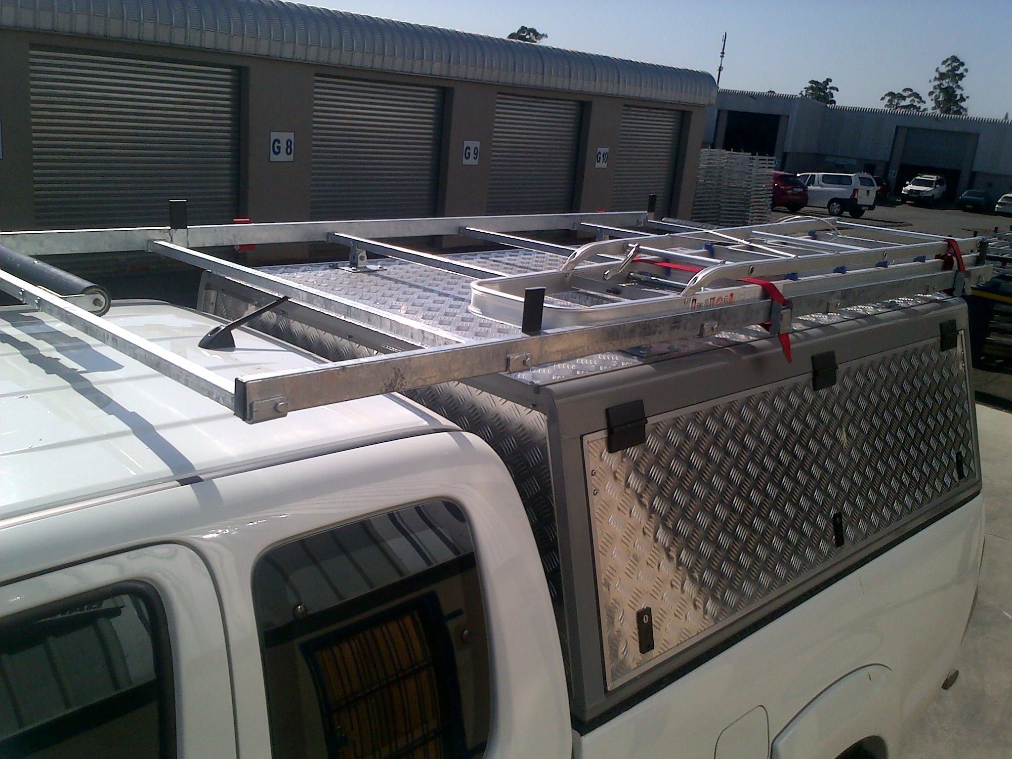 Telkom Roof And Ladder Racks
