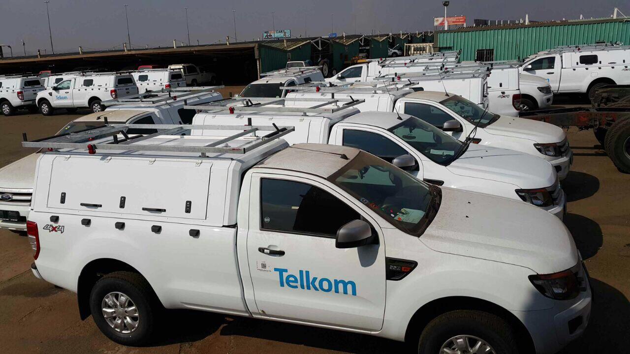 Telkom Roof And Ladder Racks Galvanized Steel