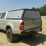 Hilux 2012 Aluminium Canopy