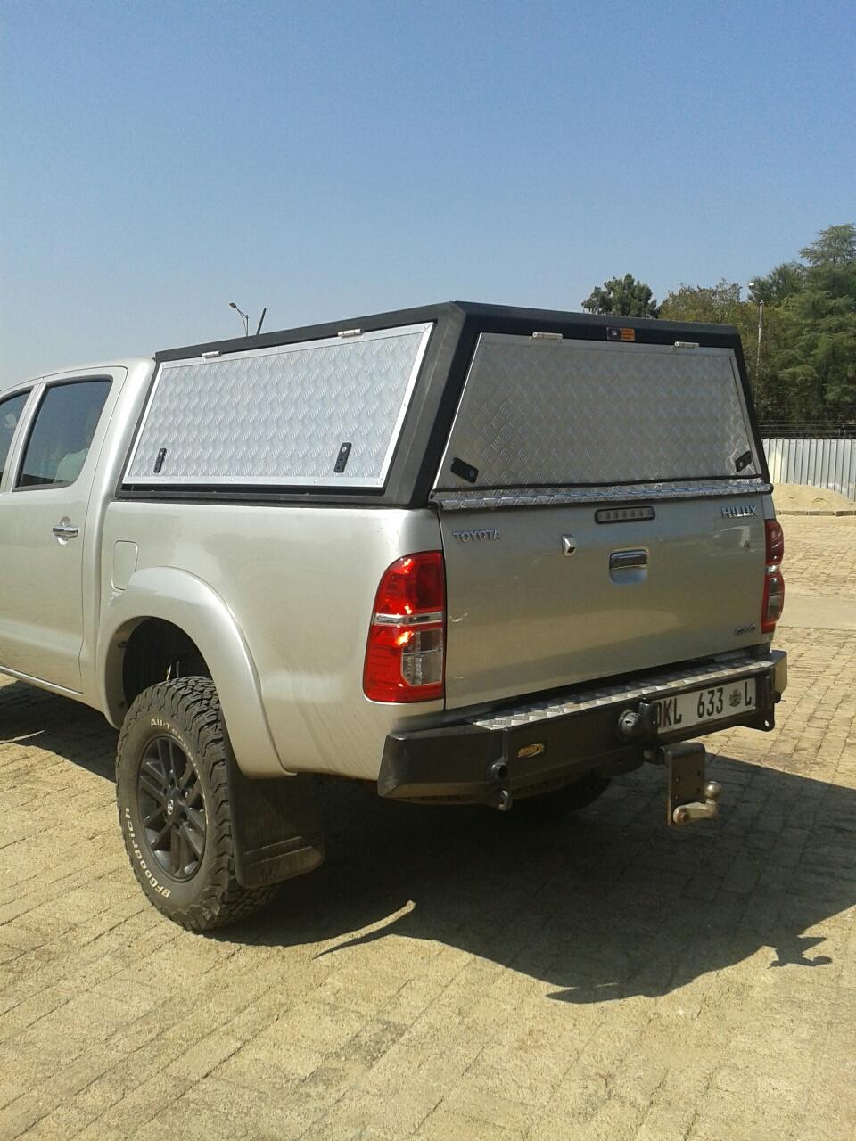 Plain Aluminium Canopies Great Price Call Us