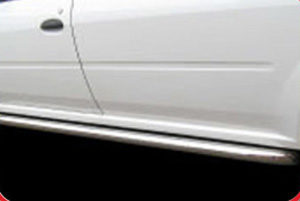 NP200 Stainless Steel Side Bars