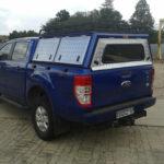 Ranger Double Cab Aluminium Canopy