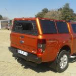 Ranger Wildtrak Aluminium Canopy