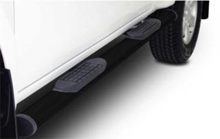 VW Amarok Black Stainless Steel Side Steps