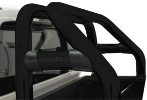 VW Amarok Black Stainless Steel rollbar