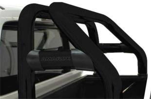 VW Amarok Black Stainless Steel rollbar