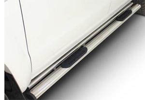 VW Amarok Double Tube Side Steps