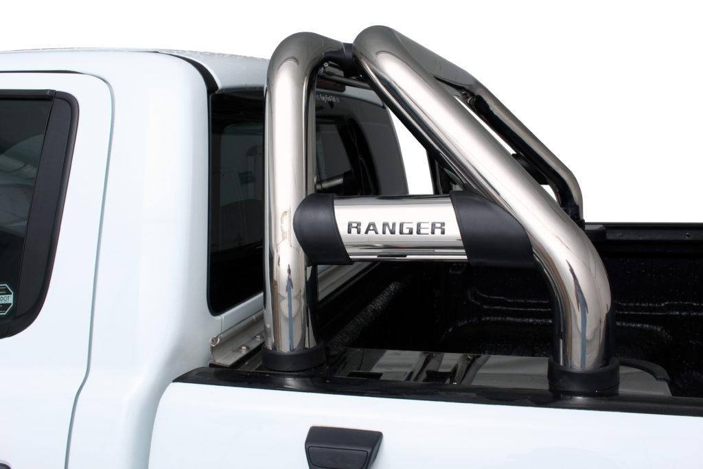 Ford Ranger T6 Roll Bar Sports Bar Stainless Steel Non