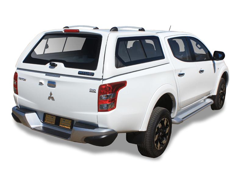Fiat Fullback Canopy