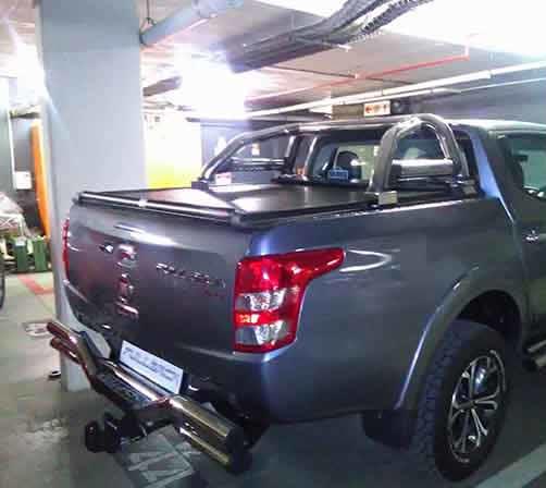 Fiat Fullback Securi lid Roller Shutter Cover