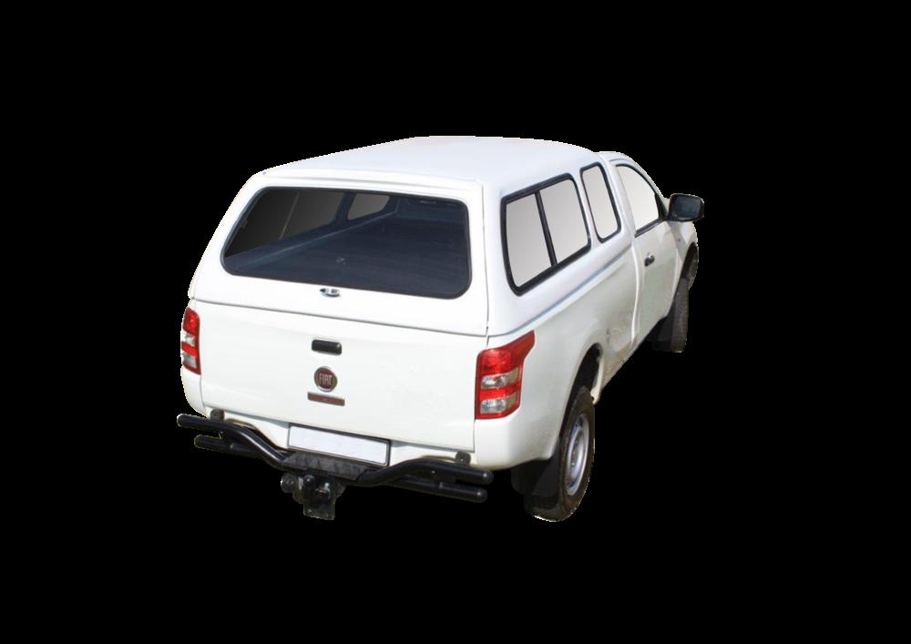 Beekman Fiat Fullback Single Cab Canopy
