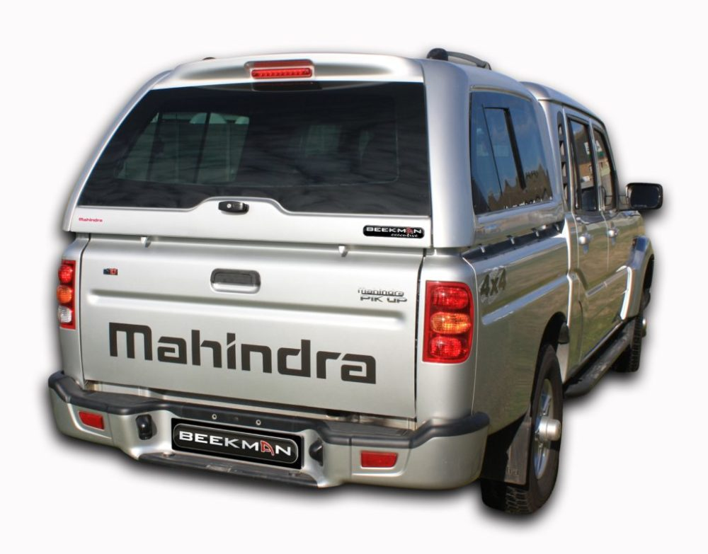 Mahindra Scorpio Canopies
